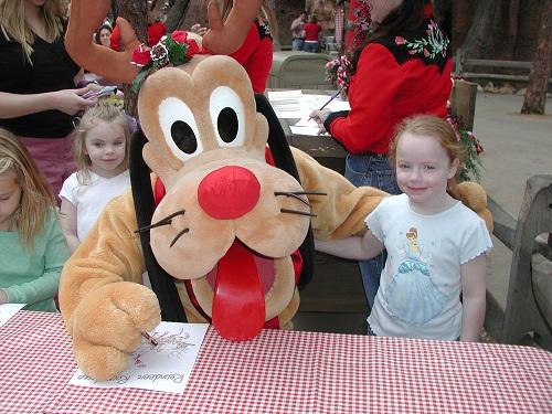 Pluto Reindeer Round-up