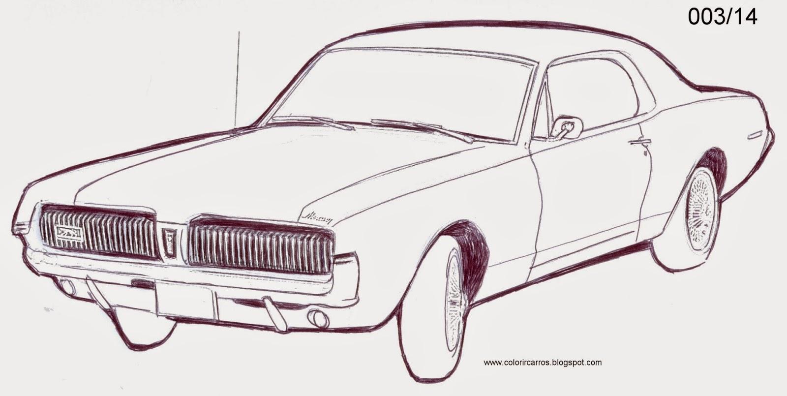 de professor adilson colorir carros agosto 2014