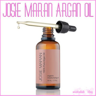 Josie Maran Argan Oil - favori cilt bakim urun blog