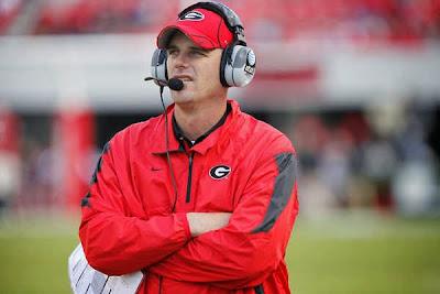Is Georgia offensive coordinator Mike Bobo a canidate for Georgia Southern head coaching job?