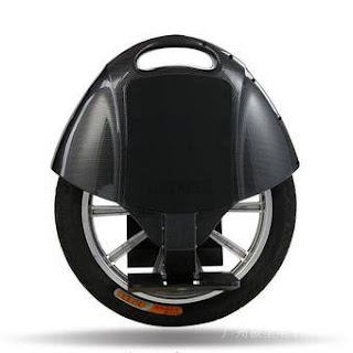 Unicycle Rockwheel GR16 จักรยานล้อเดี่ยวไฟฟ้า - สีคาร์บอน