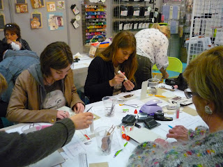 taller de scrapbooking