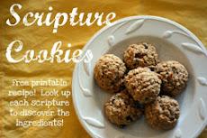 Scripture Cookies