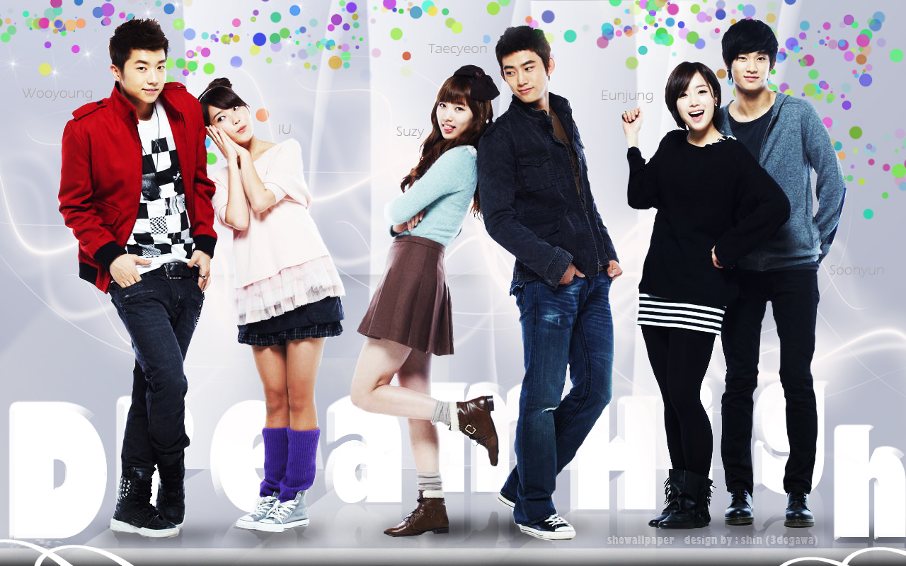 5th POST - Dream High