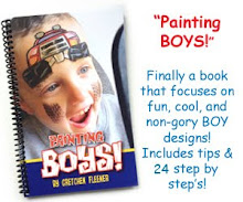"NEW ""Painting Boys"" Book"