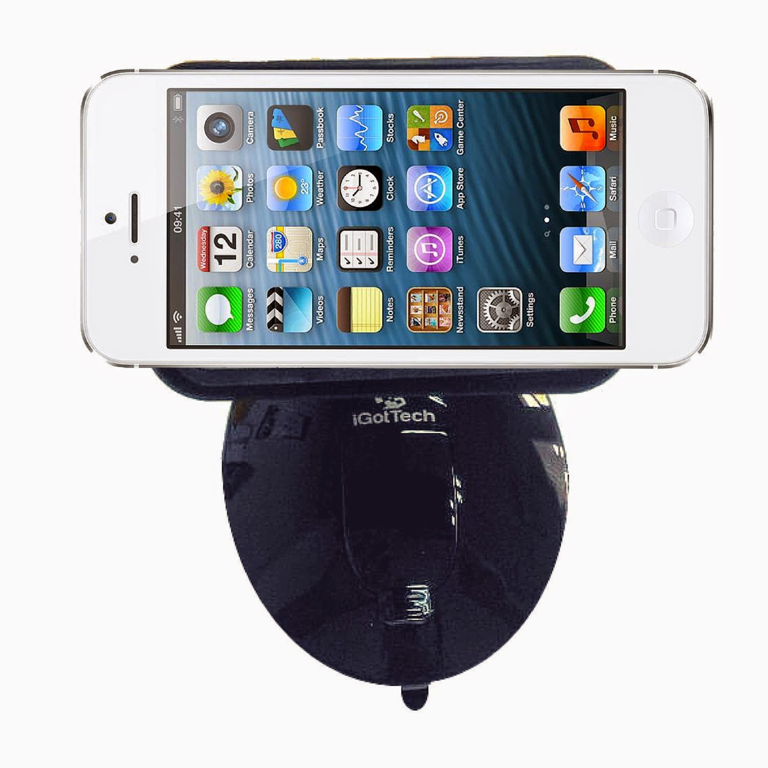 Sticky Suction Car Mount by iGotTech #carmount