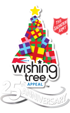Shop It Snazzy: Support the Salvation Army KMart Wishing Tree this ...