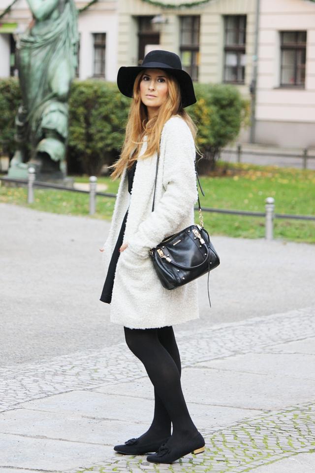 Look en blanco y negro