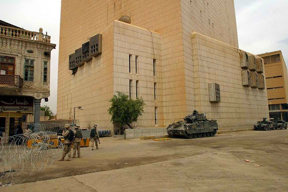 Iraq Robbery (Central Bank)