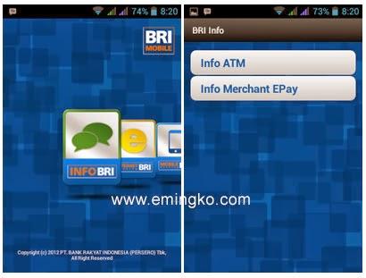 Cara Menemukan Lokasi ATM BRI Dengan Aplikasi BRI Mobile