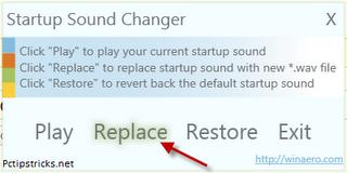 Cara Mengganti Startup Sound Windows 7