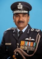 Air Chief Marshal Arup Raha Takes Over as New COSC