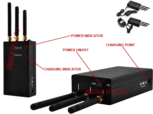 A mobile phone jammer - mobile phone jammer Ok