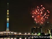 http://www.panoramio.com/photo/76181168. 28日は毎年恒例の隅田川花火大会。