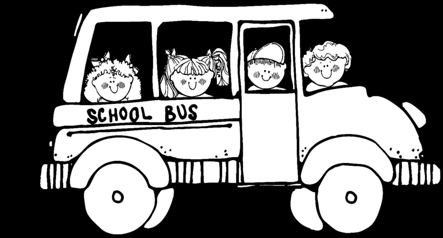 school bus pictures to color free coloring pictures