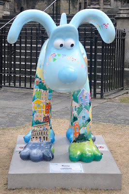 Bunty Gromit (front view)