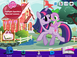 Twilight Sparkle's Special Lesson