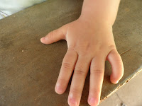 Mão do meu amor!!