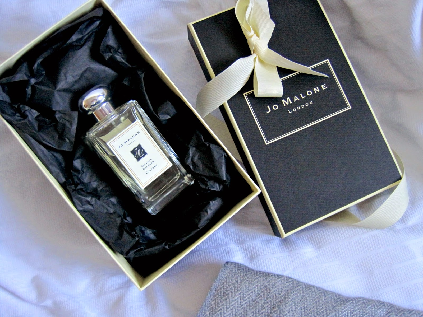 jo malone orange blossom perfume review scent