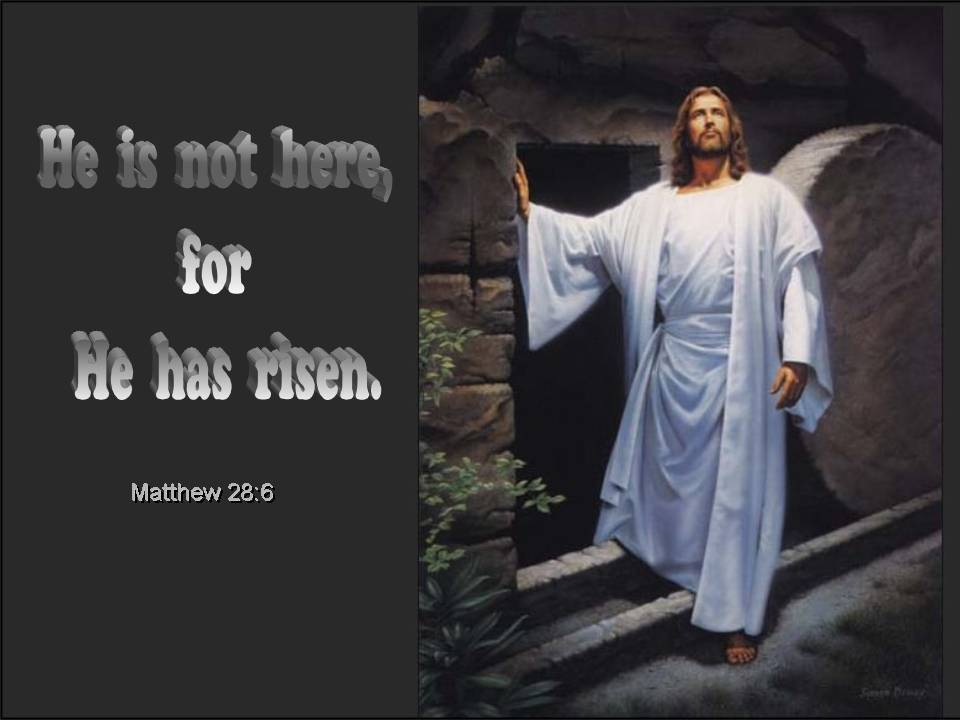 Image result for Easter Jesus is risen images