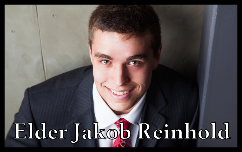 Elder Jakob Reinhold