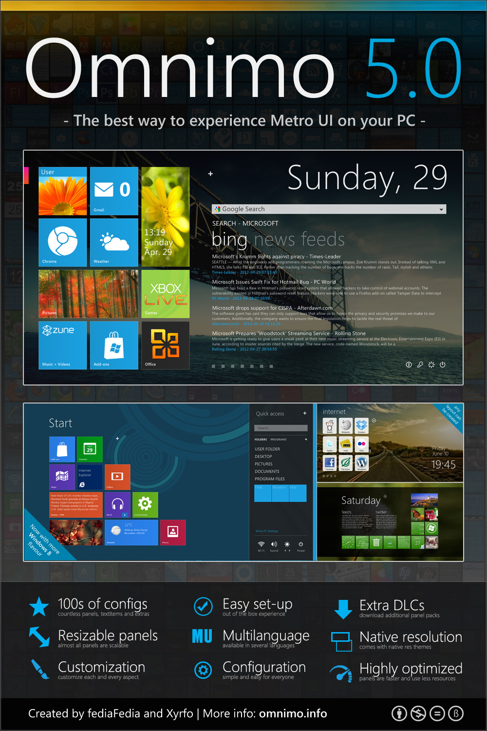 Best RainMeter Skins and Themes Windows 10/8/ - Updated Today - LyncConf
