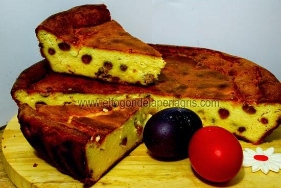 recetas tradicionales pascua, pastel de pascua, pasca