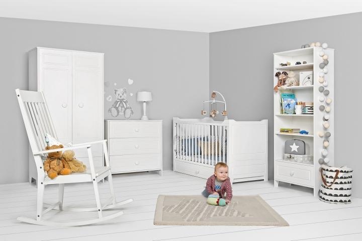 Produkt miesi ca meble bellamy studio barw wiat - Babyzimmer skandinavisch ...