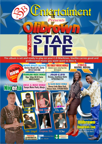 OLIBROWN DROPS 4TH ALBUM