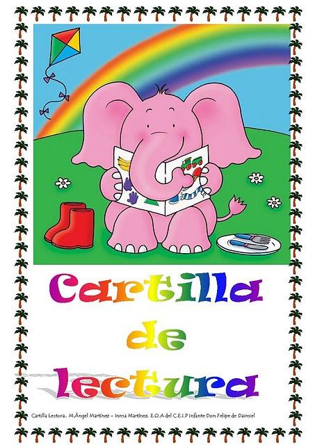 Clase m gica cartilla online para leer en casa for Cartilla de colores