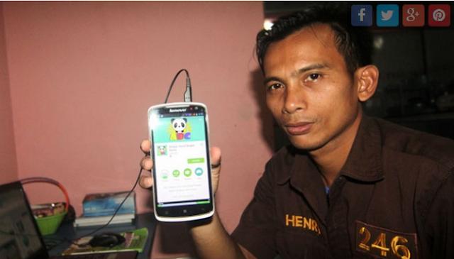 Kisah Kuli Panggul Makassar Raup Ribuan Dolar dari Aplikasi Android