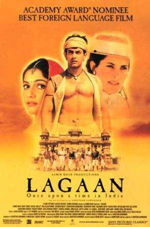 Ấn Độ Ngày Ấy - Lagaan: Once Upon A Time In India