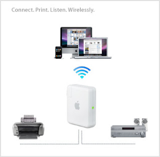 Streaming audio ke speaker dengan Wifi