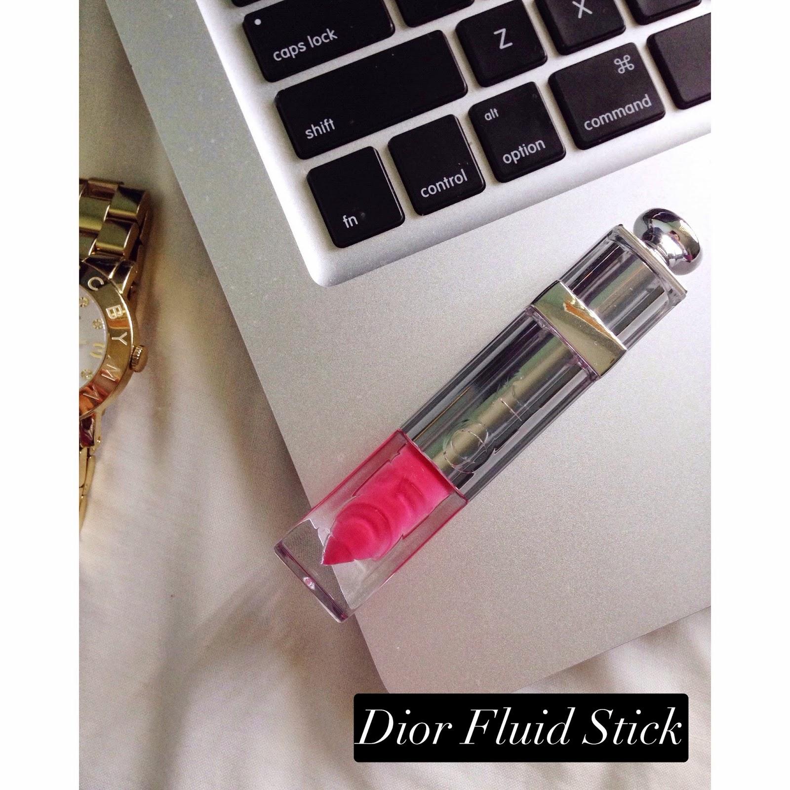 Review Dior Fluid Stick Beauty Makeup