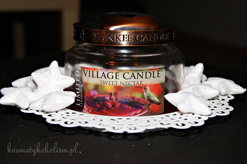 VILLAGE CANDLE | SWEET NECTAR
