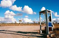 Mojave Phone Booth Cabine de téléphone
