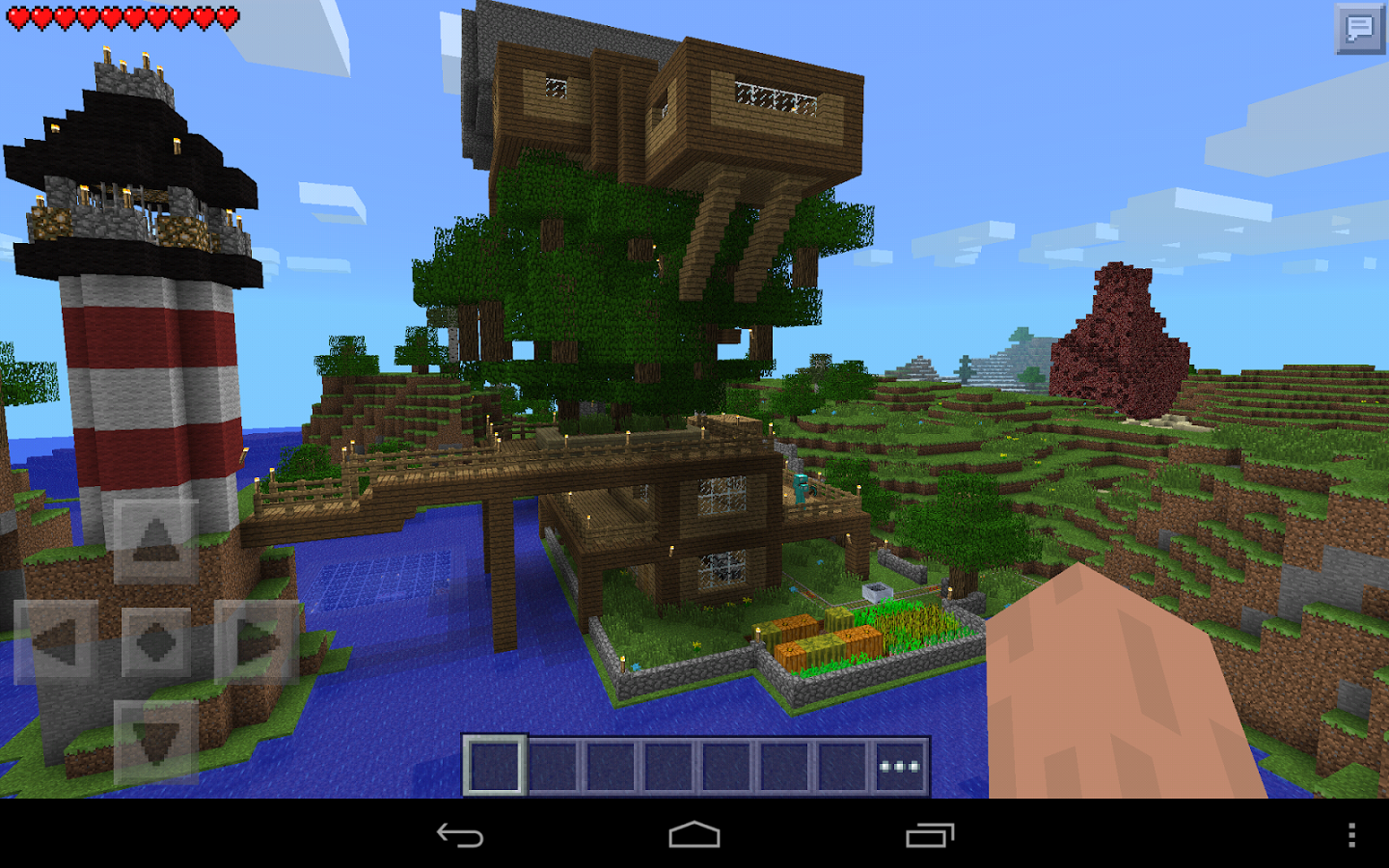 Minecraft Pocket Edition 0.9.6 Full Android APK İndir