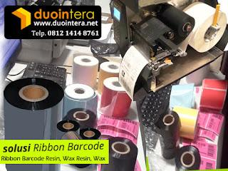 Jual Ribbon Barcode Surabaya, Jual Ribbon Label Barcode Surabaya, Ribbon Barcode Bali, Jual Ribbon Barcode Resin