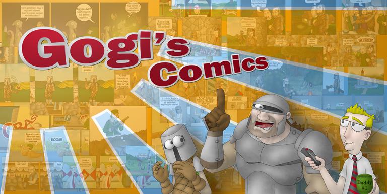 Gogi's Comics