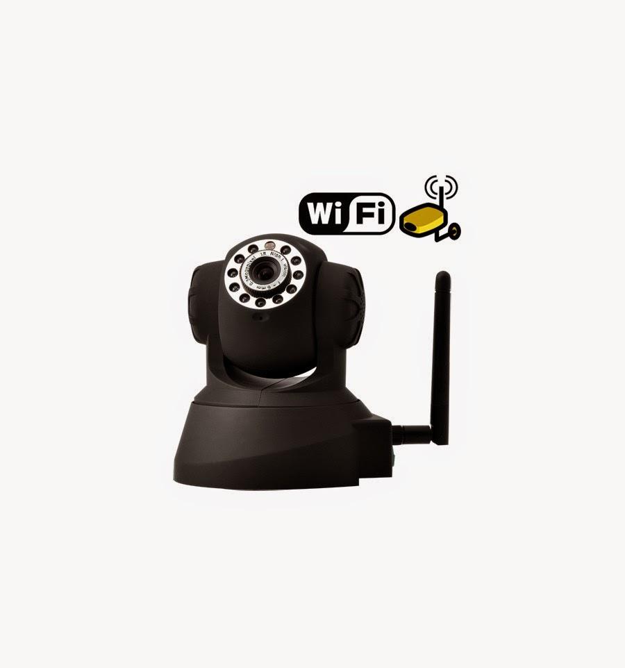 Cámara WiFi IP Visión Nocturna