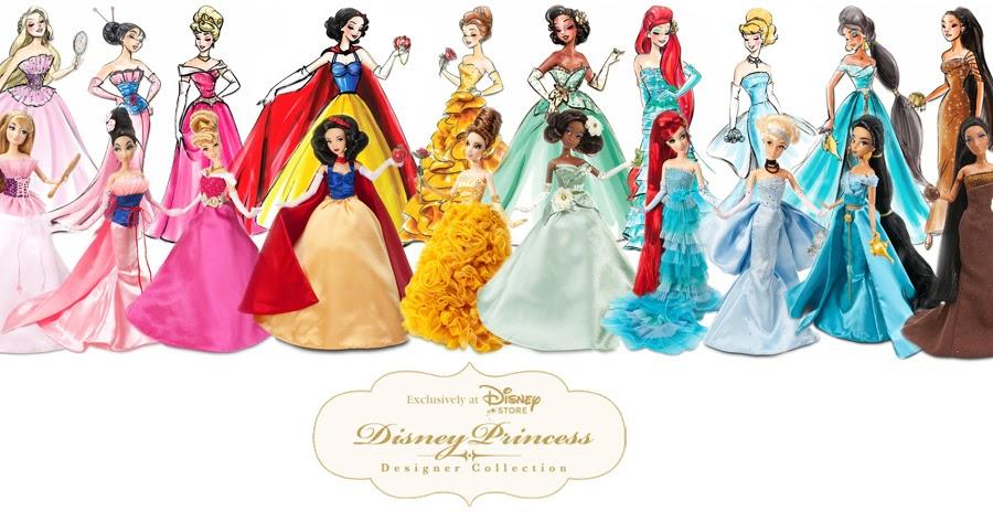Disney Princess Designer Collection Nail Polish