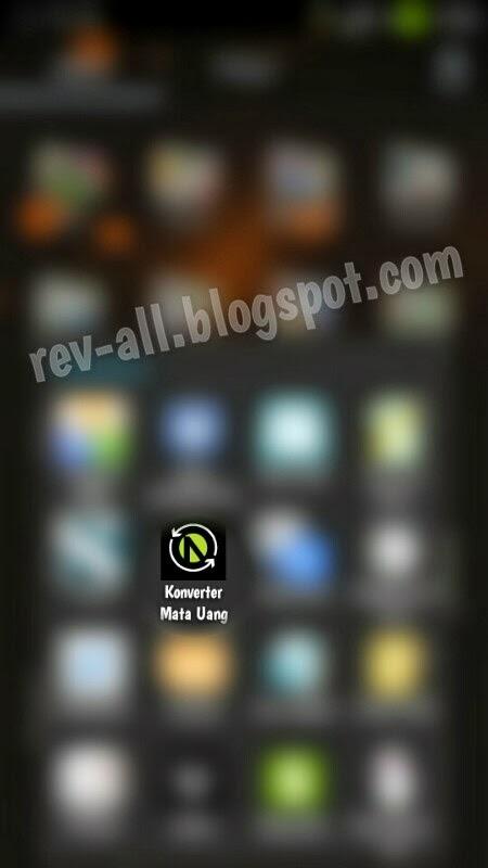 Ikon Currency Converter - Konverter mata uang untuk android beserta widgetnya ringan dan mudah (rev-all.blogspot.com)