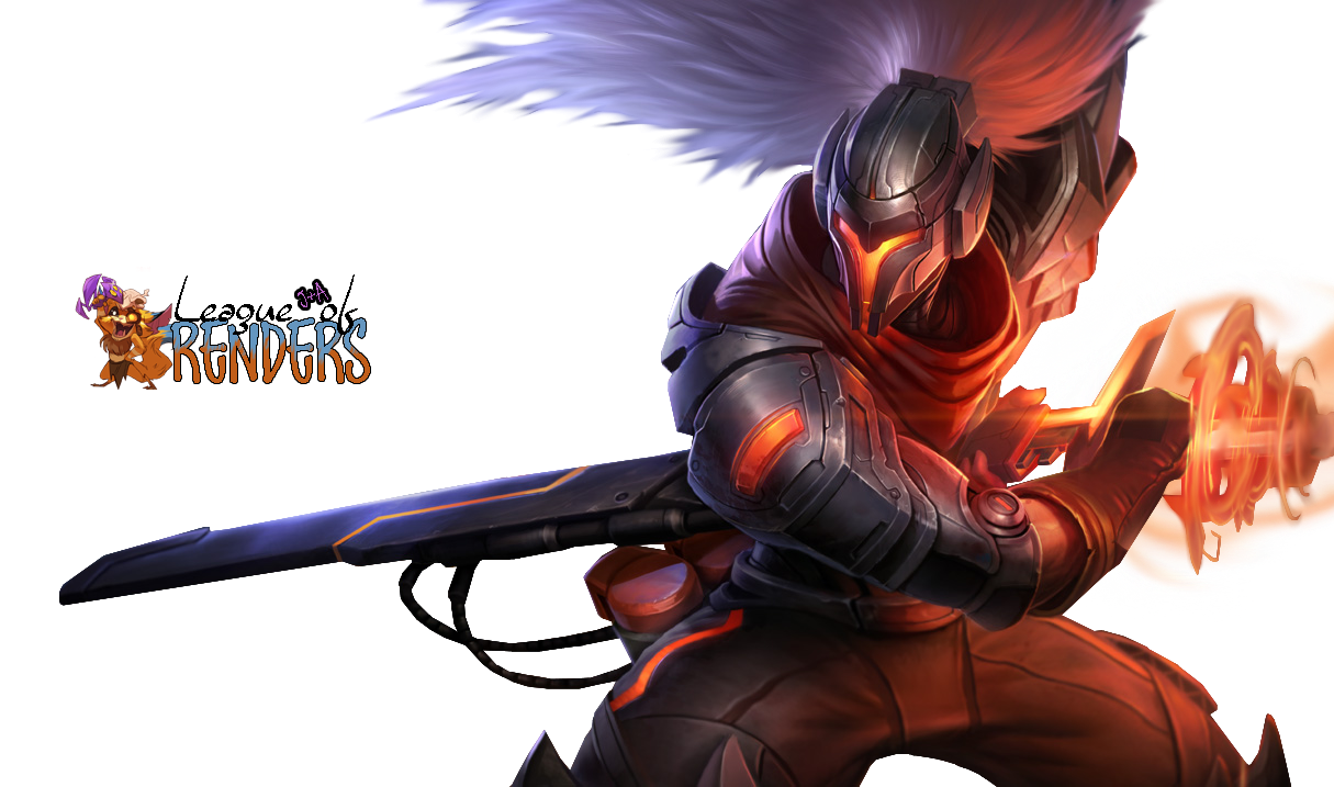 Render Project Yasuo