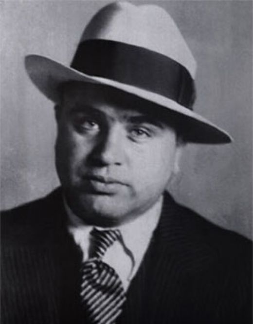 the life of alphose capone and his rise to power Alphonse scarface al capone (january 17,  rise to power when capone's superior,  the arrest of al capone rocked chicago his criminal activities were well.