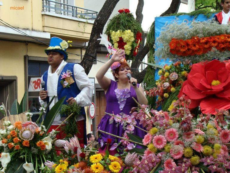 Festa da Flor Madera 2013