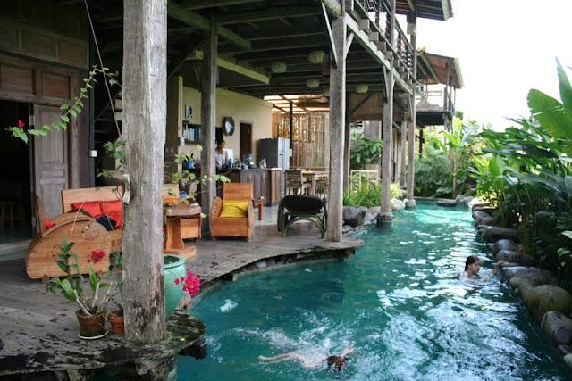 Tranquil family villa near Ubud, Bali