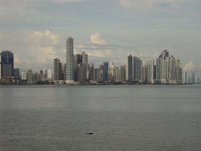 Punta Pacifica, bairro moderno da cidade do Panamá City