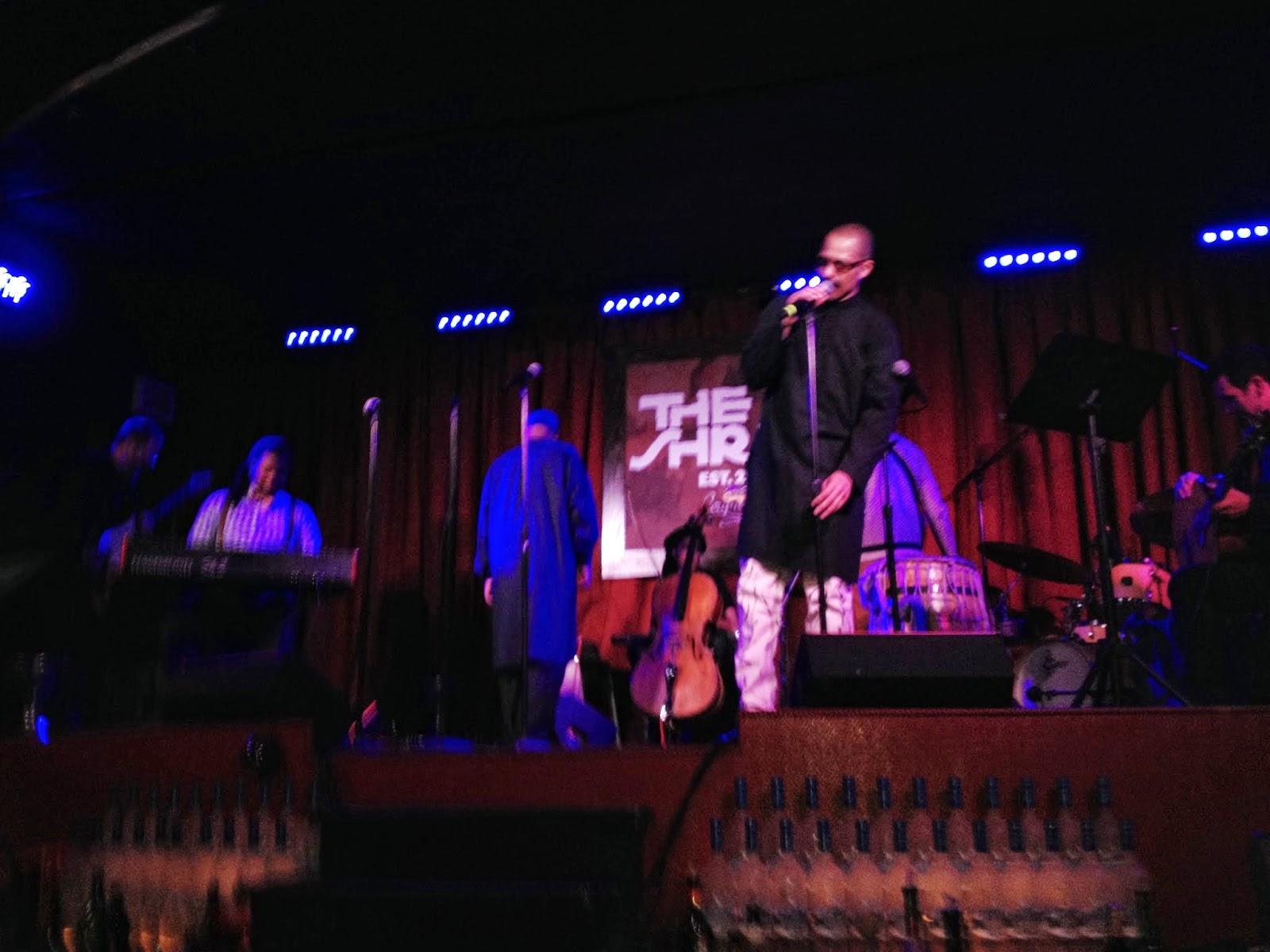 Kahil EL Zabar and El Ritual Trio