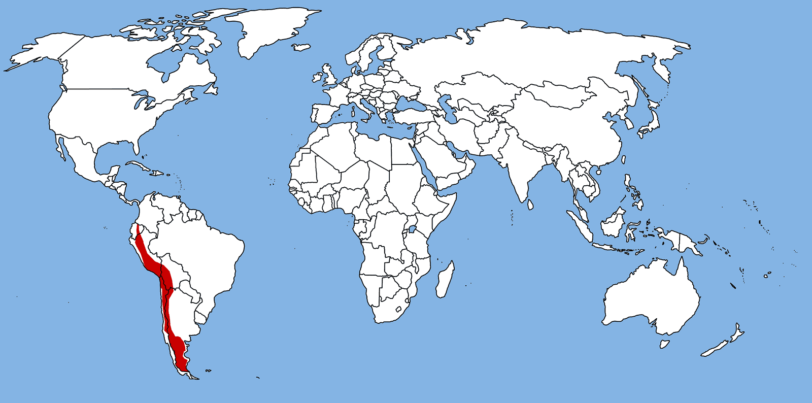 WELTKARTE JAPAN | Online world map