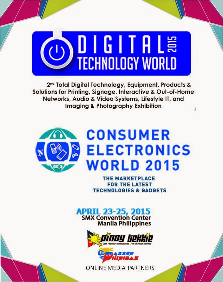 Digital Technology World 2015